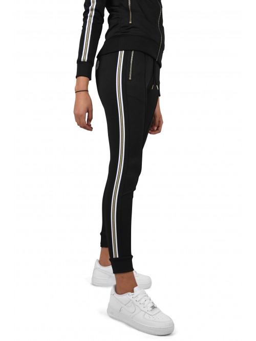 Pantalon de jogging bandes sur les côtés Femme Project X Paris