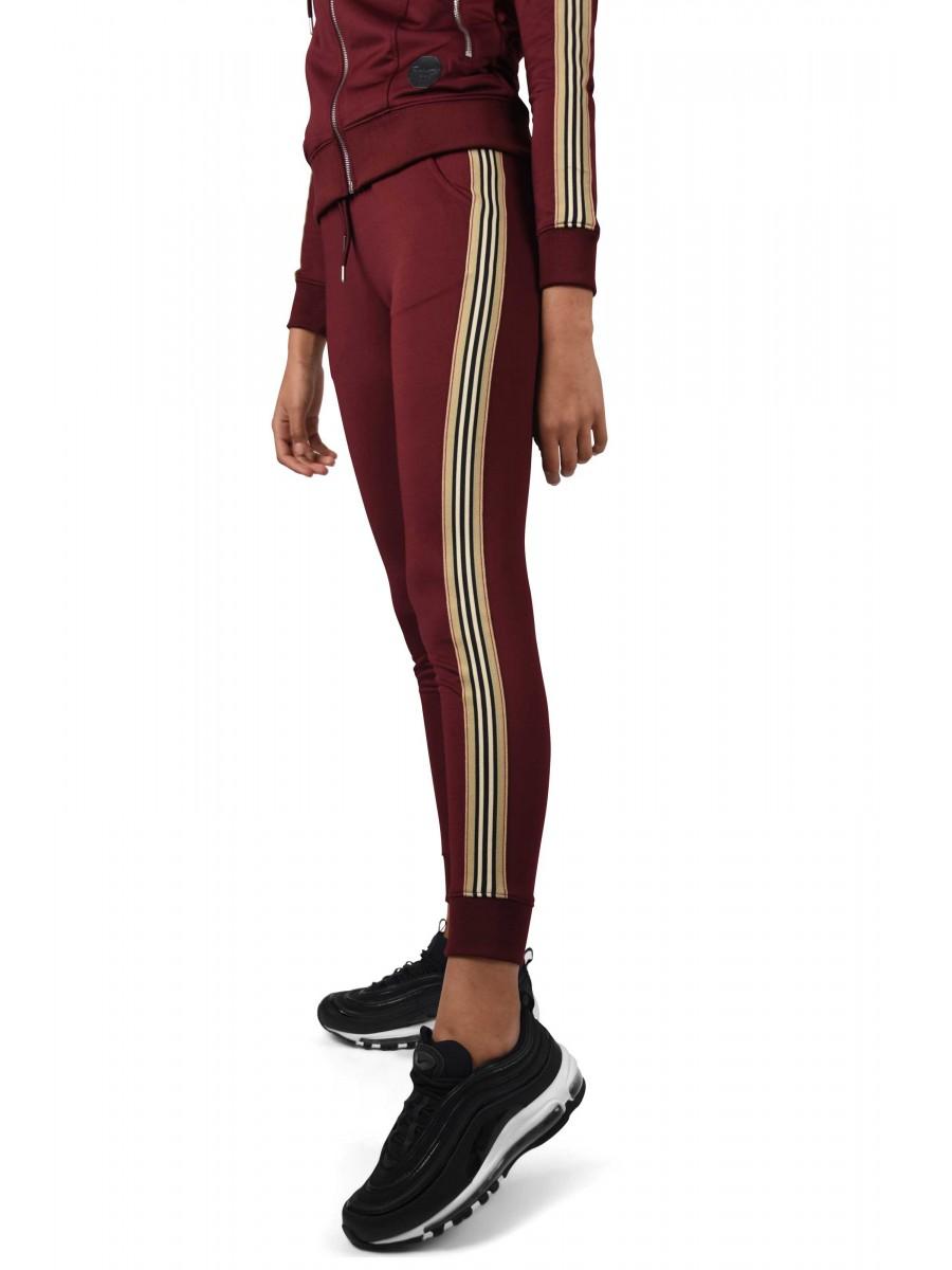 Pantalon de jogging bandes équestres