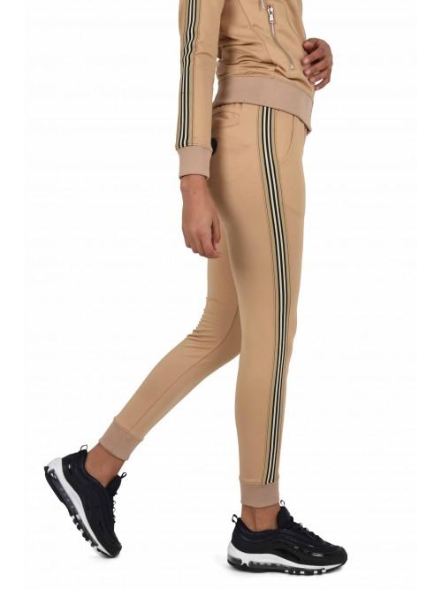 Pantalon de jogging bandes équestres Femme Project X Paris