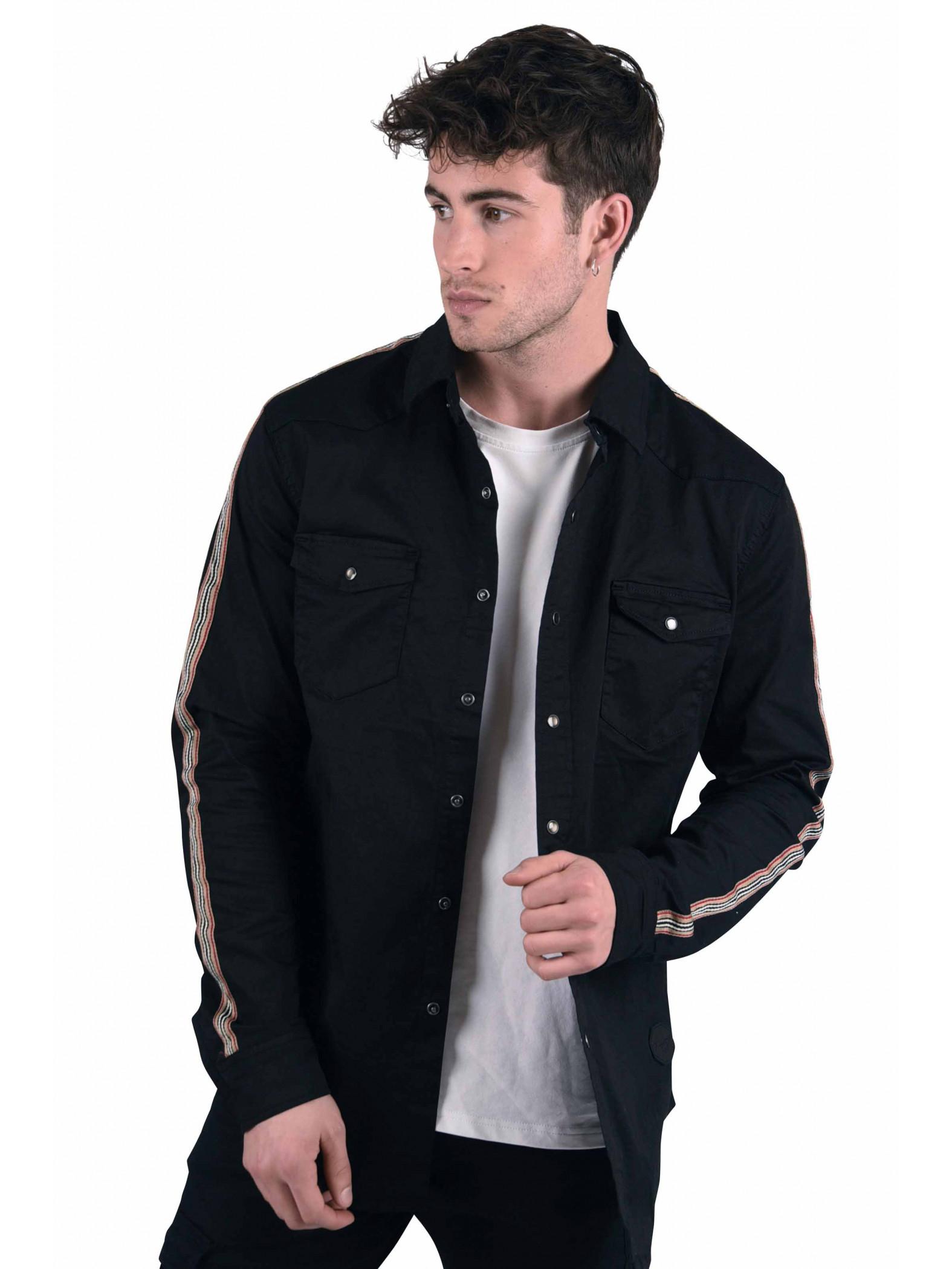 Fit X With Project Paris Shirt Beige Regular Stripes Side 1pqTx1dw 2491c4ee321