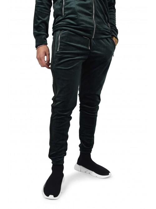 Pantalon de jogging velvet double bandes sur les côtés Homme Project X Paris