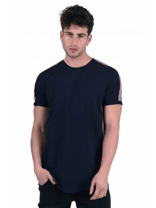 Tee shirt bandes équestres côtés Homme Project X Paris