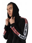 Jacket with racing stripes Project X Paris