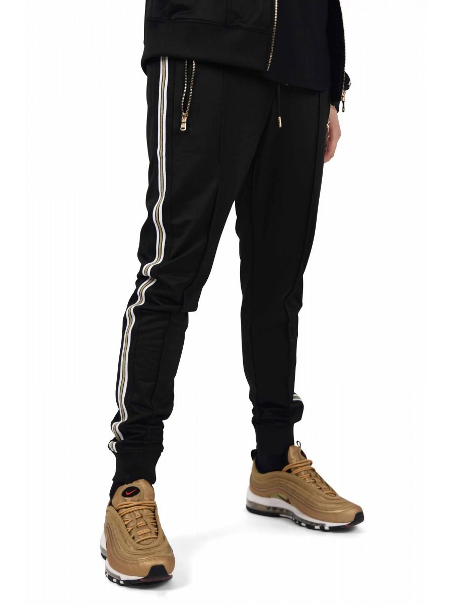 949ab94b202 Pantalon de jogging bandes dorées Homme Project X Paris