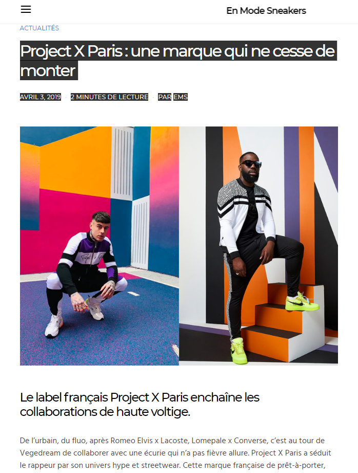 article enmodesneakers