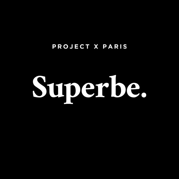 PROJECT X sort une nouvelle édition limitée baroque