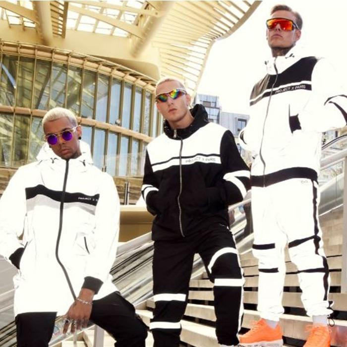 Project X Paris se lance dans les vêtements réfléchissants
